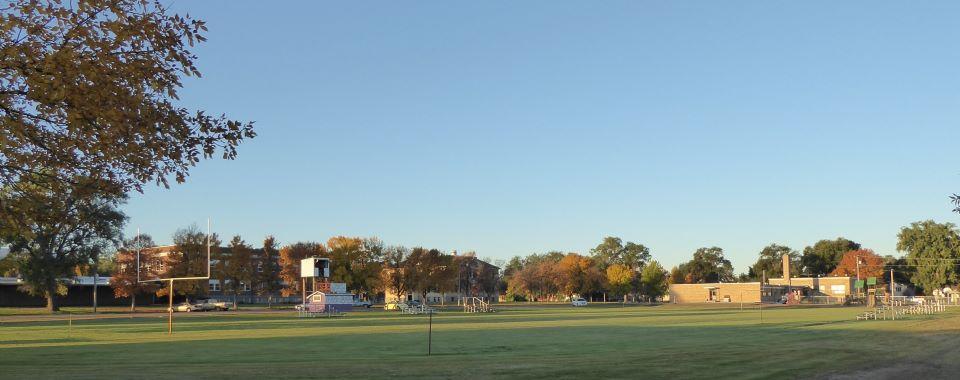 Football Field Complex