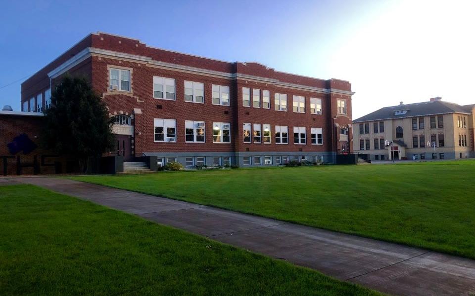 Terry High School and Grandey School