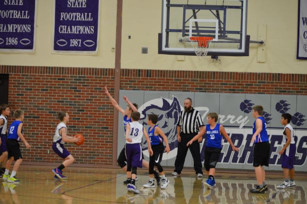 Junior High Basketball 15