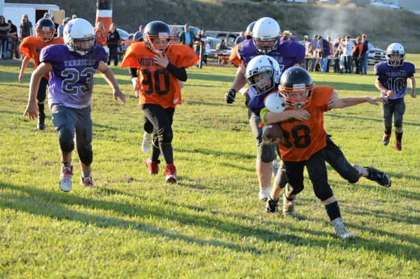 Junior High Football 1