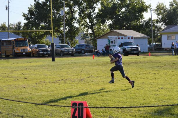 Junior High Football 4