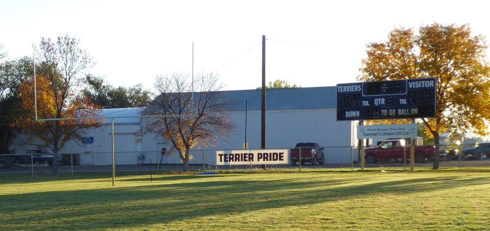 Terrier Pride Field